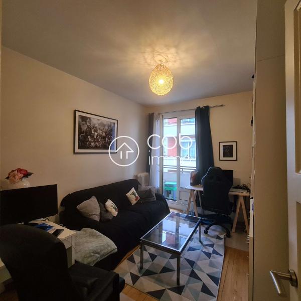 Offres de vente Appartement Saint-Mandé 94160