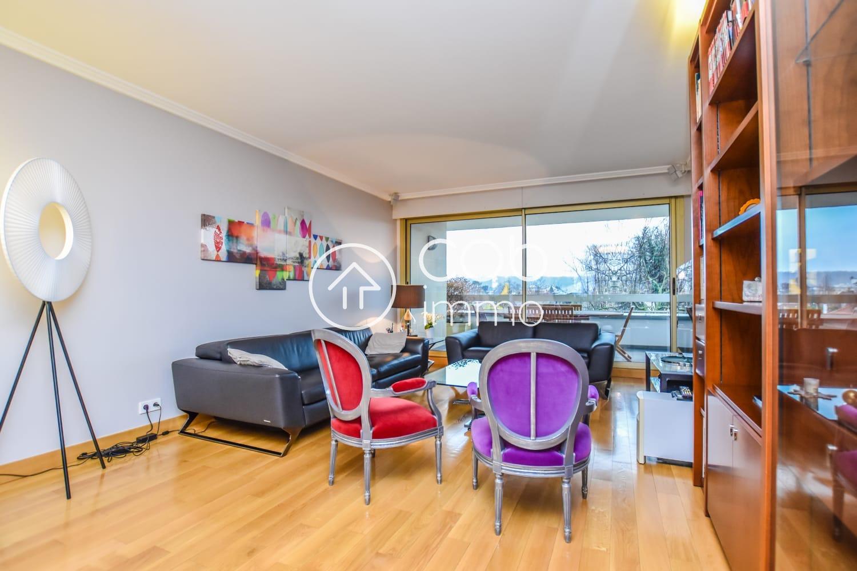 Architecte La Varenne St Hilaire grand appartement 6 pièces lumineux en parfait état à moins de 7 minutes du  rer